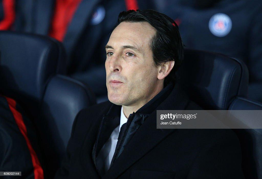 Paris Saint-Germain v PFC Ludogorets Razgrad - UEFA Champions League : News Photo