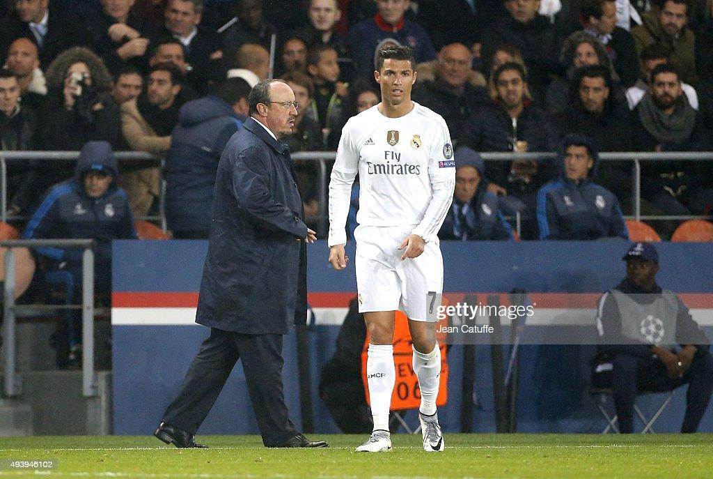 Paris Saint-Germain v Real Madrid - UEFA Champions League : News Photo