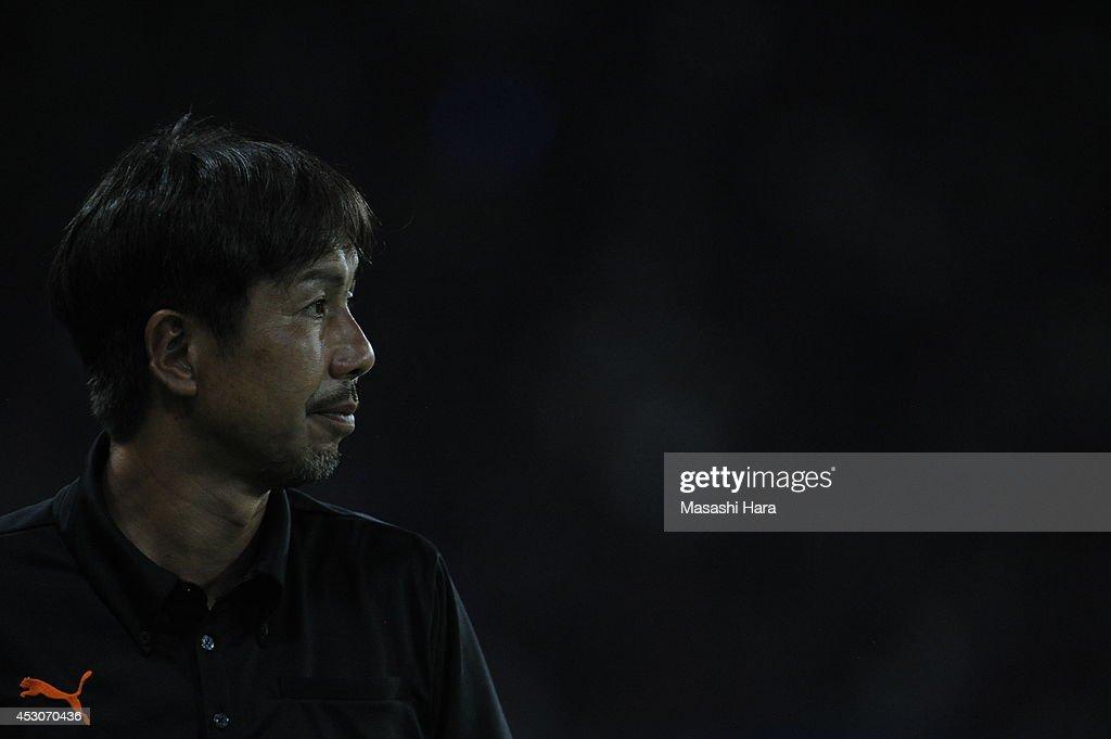 F.C. Tokyo v Shimizu S-Pulse - J.League 2014 : ニュース写真