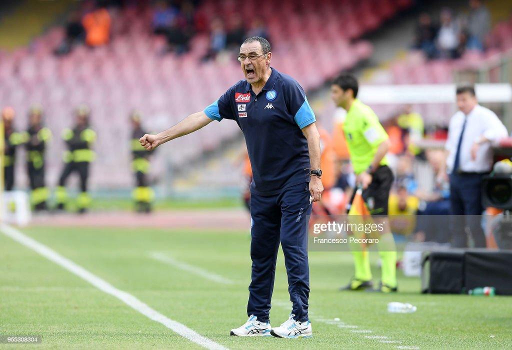SSC Napoli v Torino FC - Serie A : News Photo