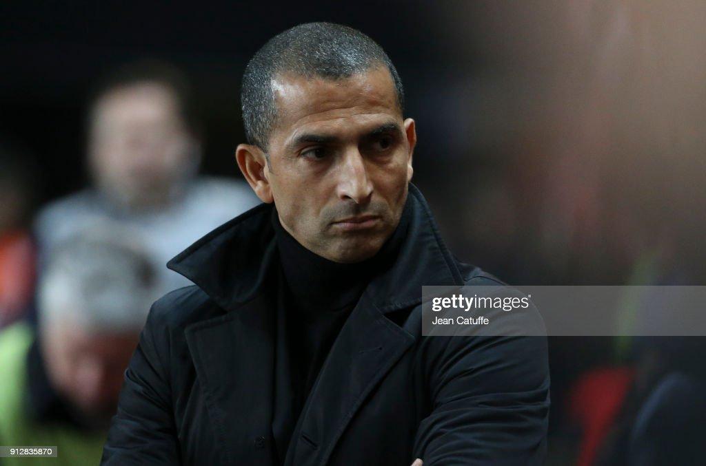 Stade Rennais v Paris Saint Germain - French League Cup