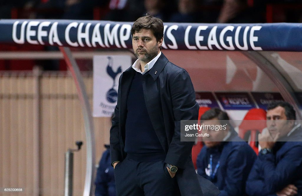AS Monaco FC v Tottenham Hotspur FC - UEFA Champions League : ニュース写真