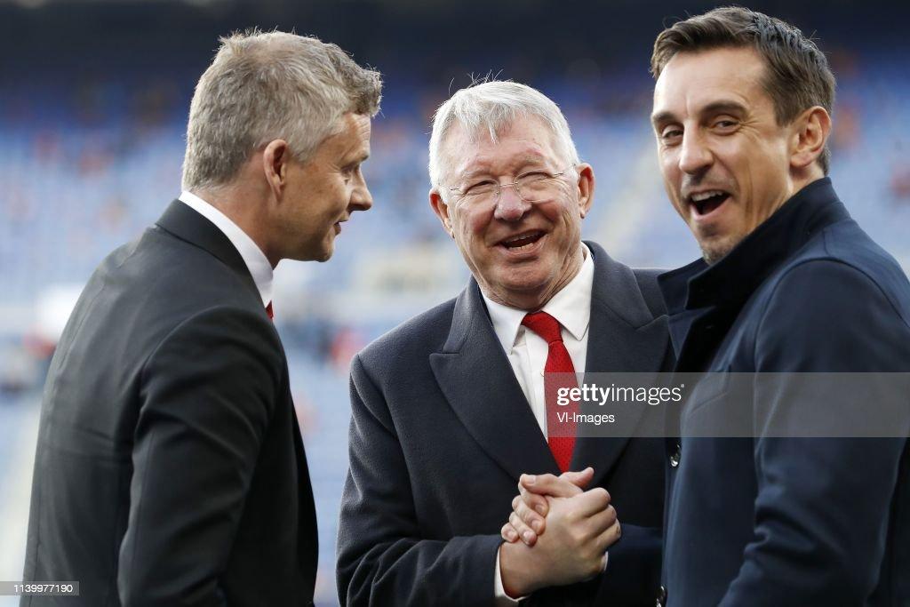 "UEFA Champions League""FC Barcelona v Manchester United FC"" : News Photo"