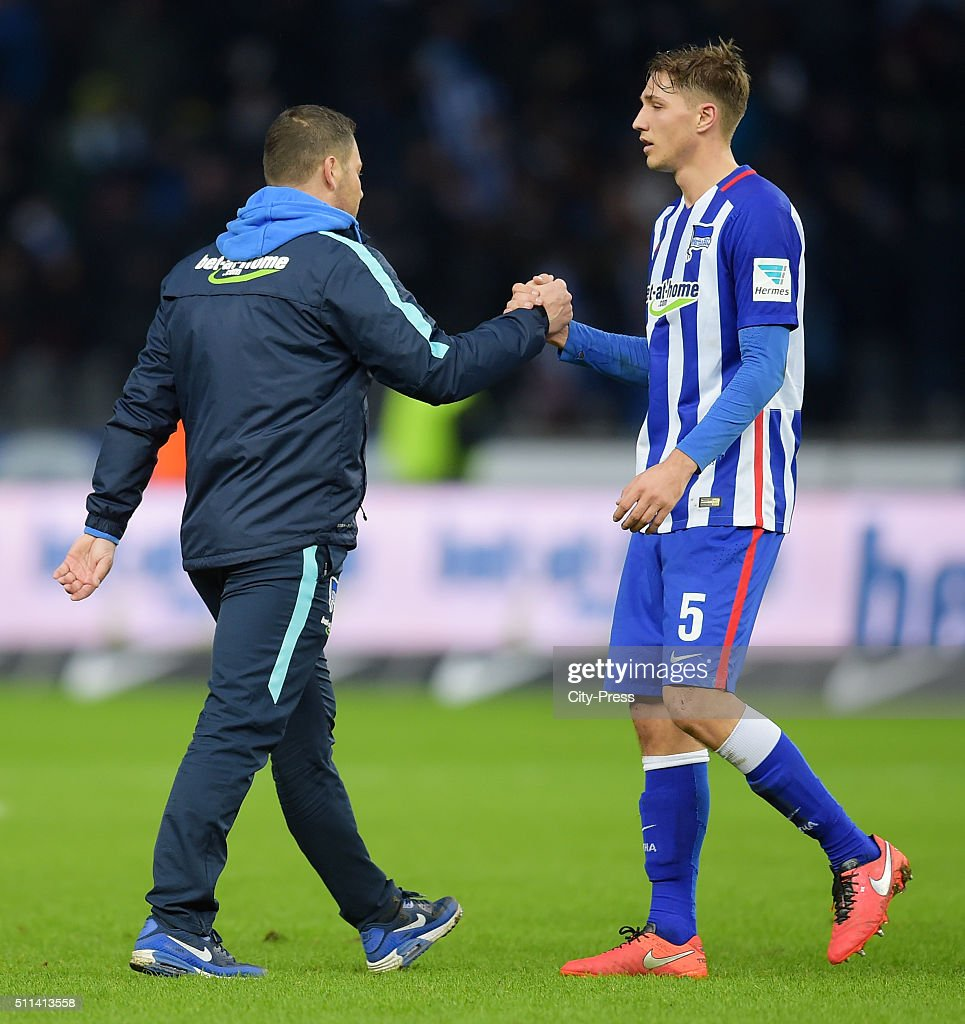 Hertha BSC v VfL Wolfsburg - 1 Bundesliga : News Photo