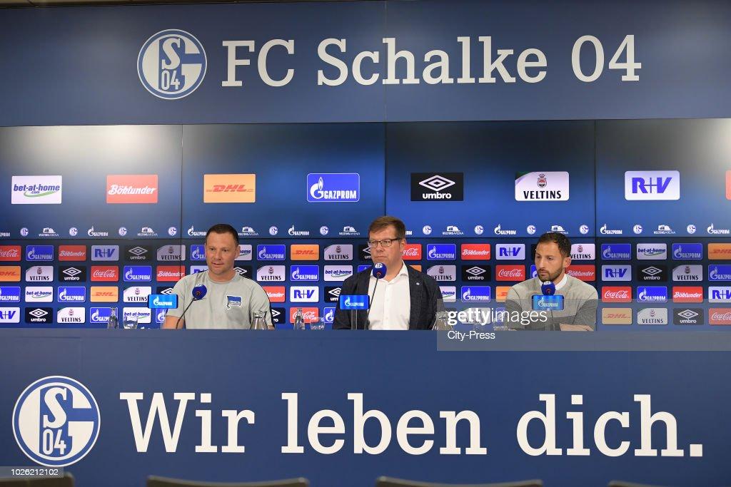 Schalke 04 v Hertha BSC - Bundesliga : News Photo