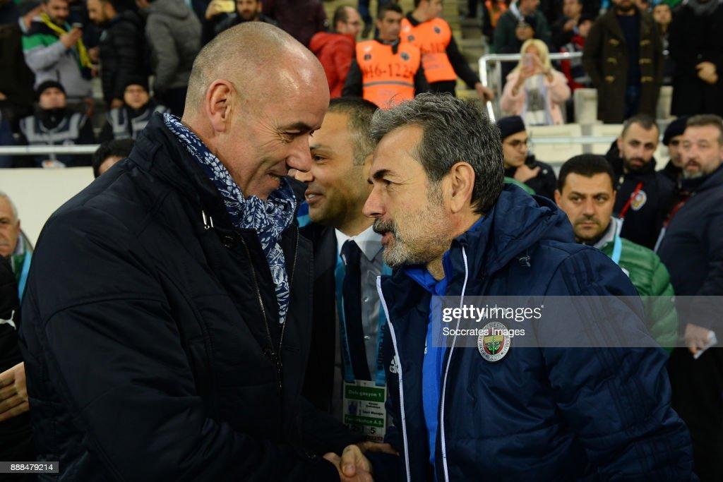 Bursaspor v Fenerbahce - Turkish Super lig