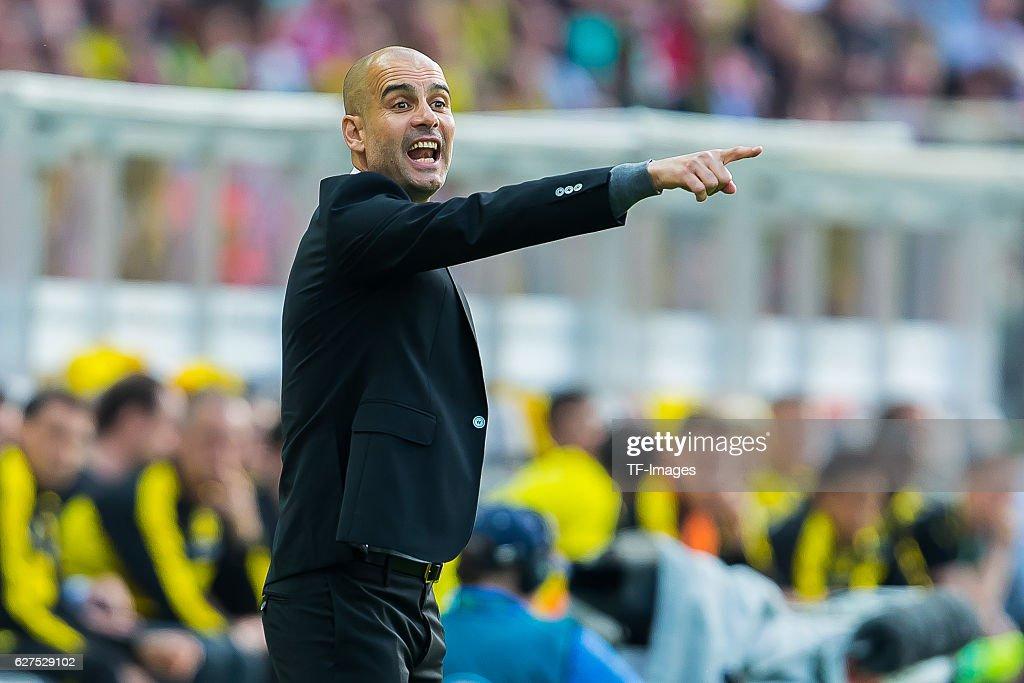 Bayern Muenchen v Borussia Dortmund - DFB Cup Final 2016 : Nachrichtenfoto