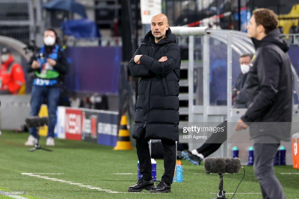 Borussia Dortmund v Manchester City - UEFA Champions League Quarter Final 1: Leg Two : News Photo