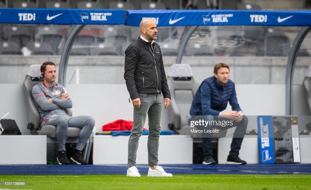 Hertha BSC v Bayer 04 Leverkusen - Bundesliga : News Photo