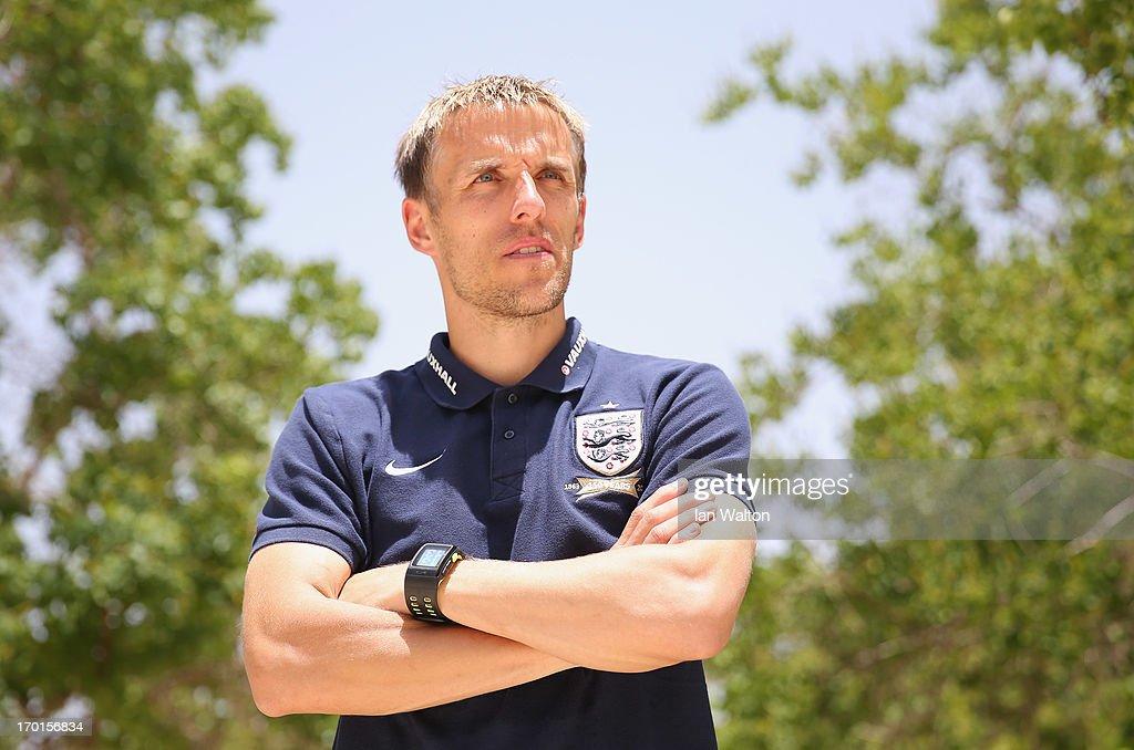 England Press Conference - UEFA European U21 Championships