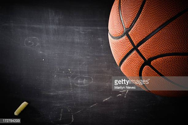 coach play - march madness basketball stock photos and pictures