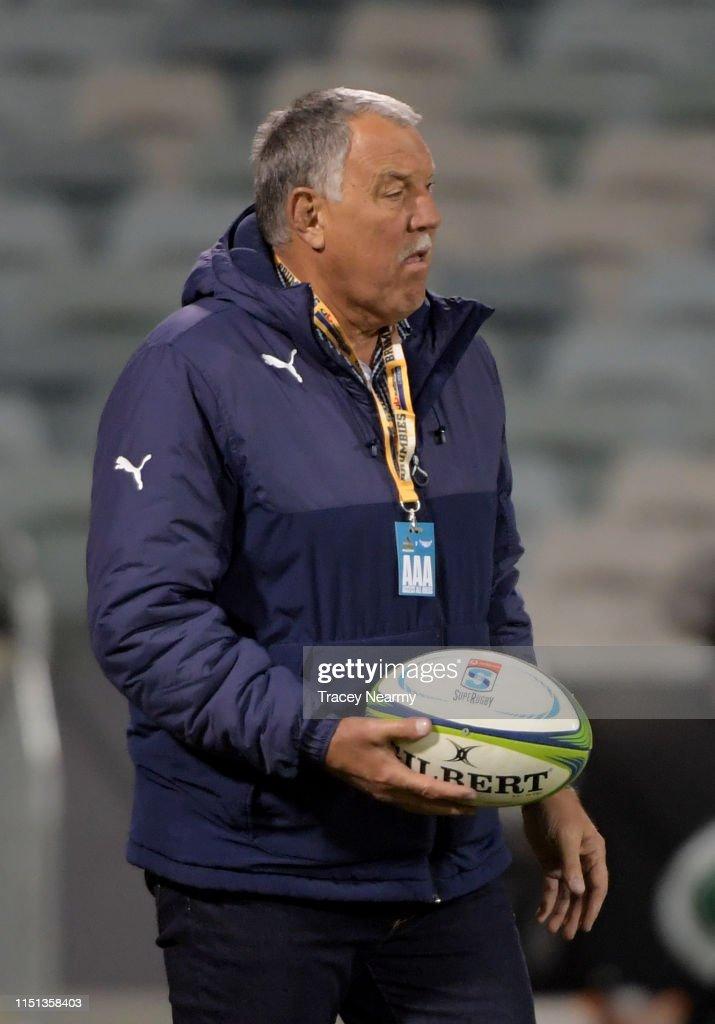AUS: Super Rugby Rd 15 - Brumbies v Bulls