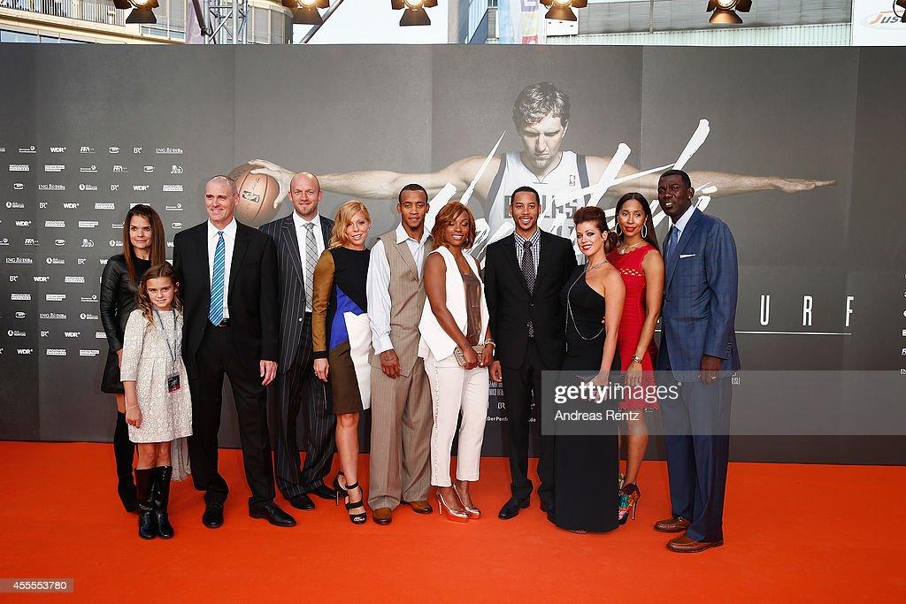 'Nowitzki. Der Perfekte Wurf' Premiere In Cologne