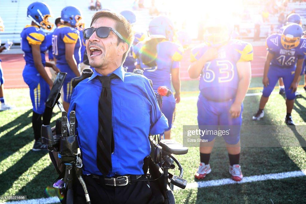CA: Inspiring Coach Rob Mendez Leads Team To Winning Season