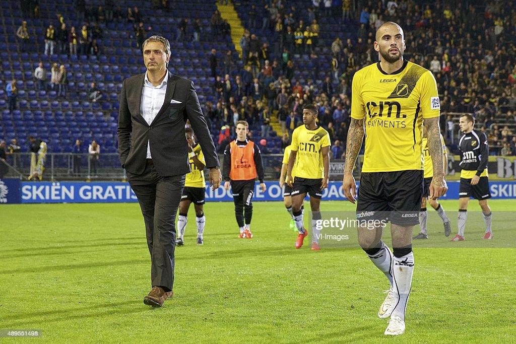 """Dutch Cup - """"NAC Breda v sc Heerenveen"""" : News Photo"""