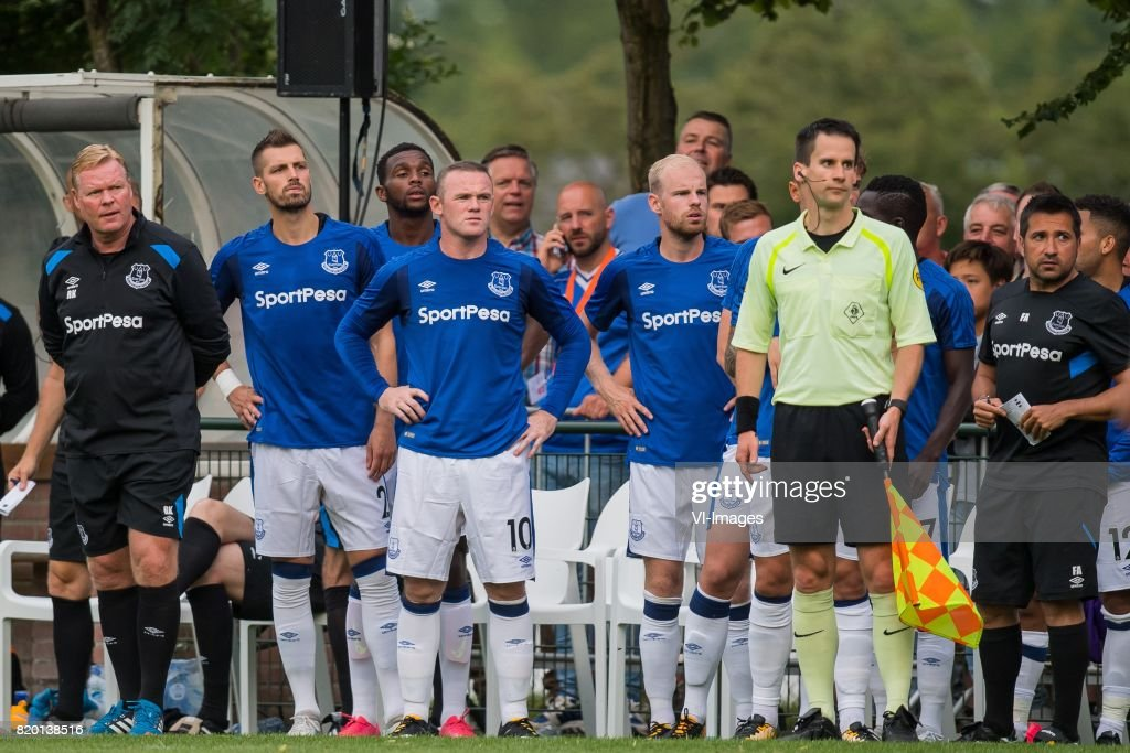 Friendly match'FC Twente v Everton FC' : News Photo