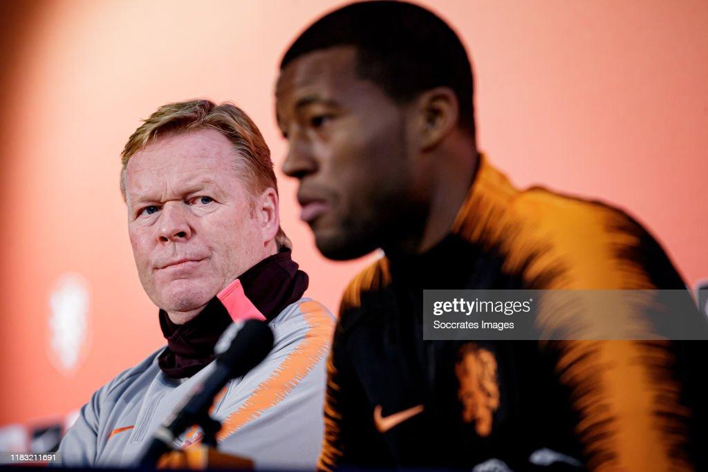 Training Holland -Training Men : Foto jornalística