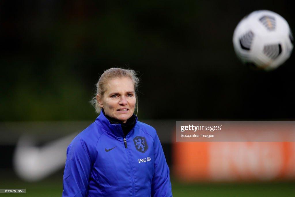 Training Holland Women : ニュース写真