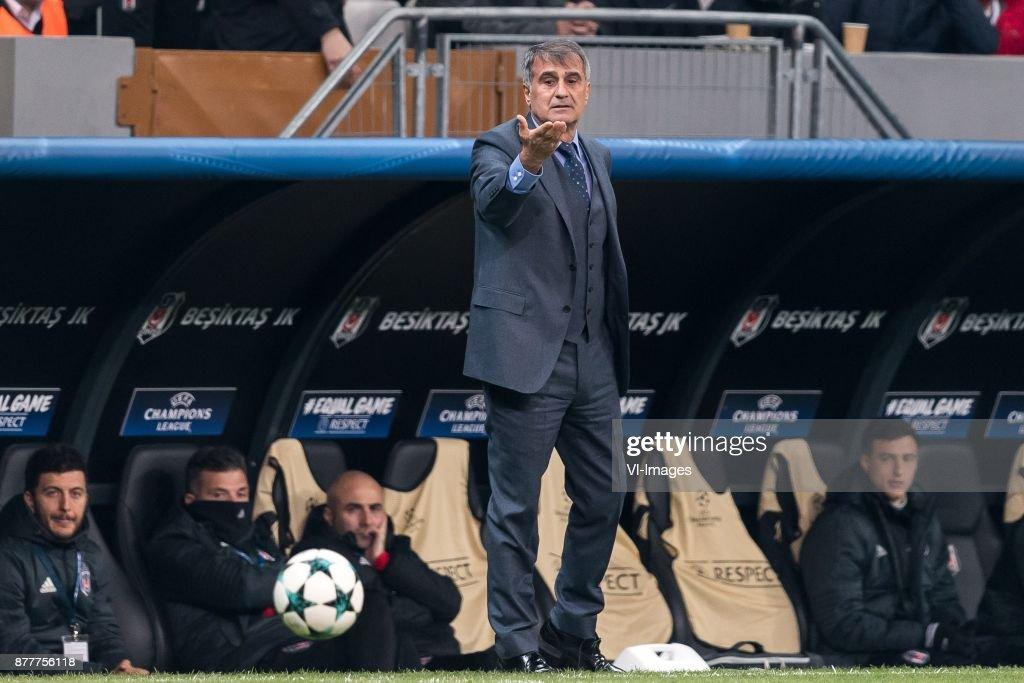 Besiktas v FC Porto - UEFA Champions League