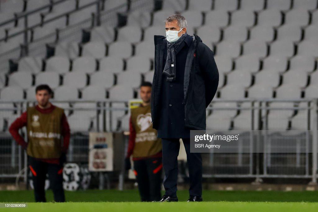 Turkey v Latvia - FIFA World Cup 2022 Qatar Qualifier : News Photo