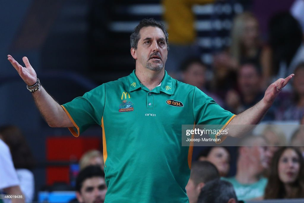 NBL Rd 23 - Sydney v Townsville : News Photo