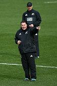 wellington new zealand coach steve hansen