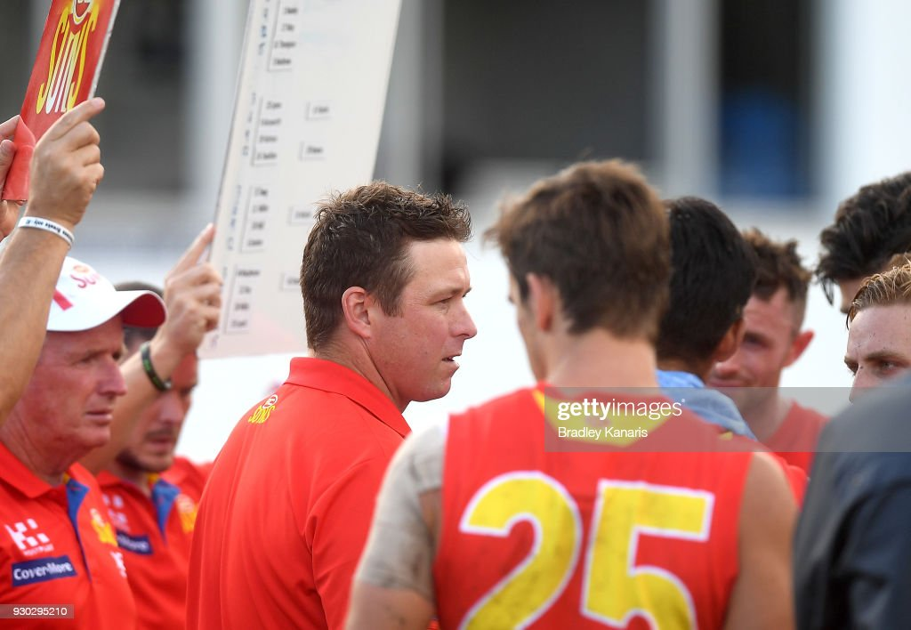 Gold Coast v Brisbane - JLT Community Series