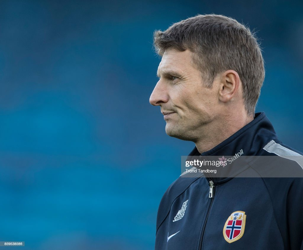 Norway U21 Training Session