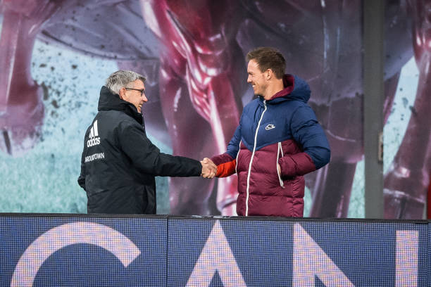 DEU: BUNDESLIGA - RB Leipzig v 1. FC Union Berlin