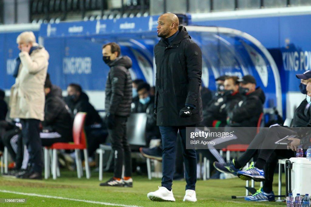 OH Leuven v RSC Anderlecht - Pro League : News Photo