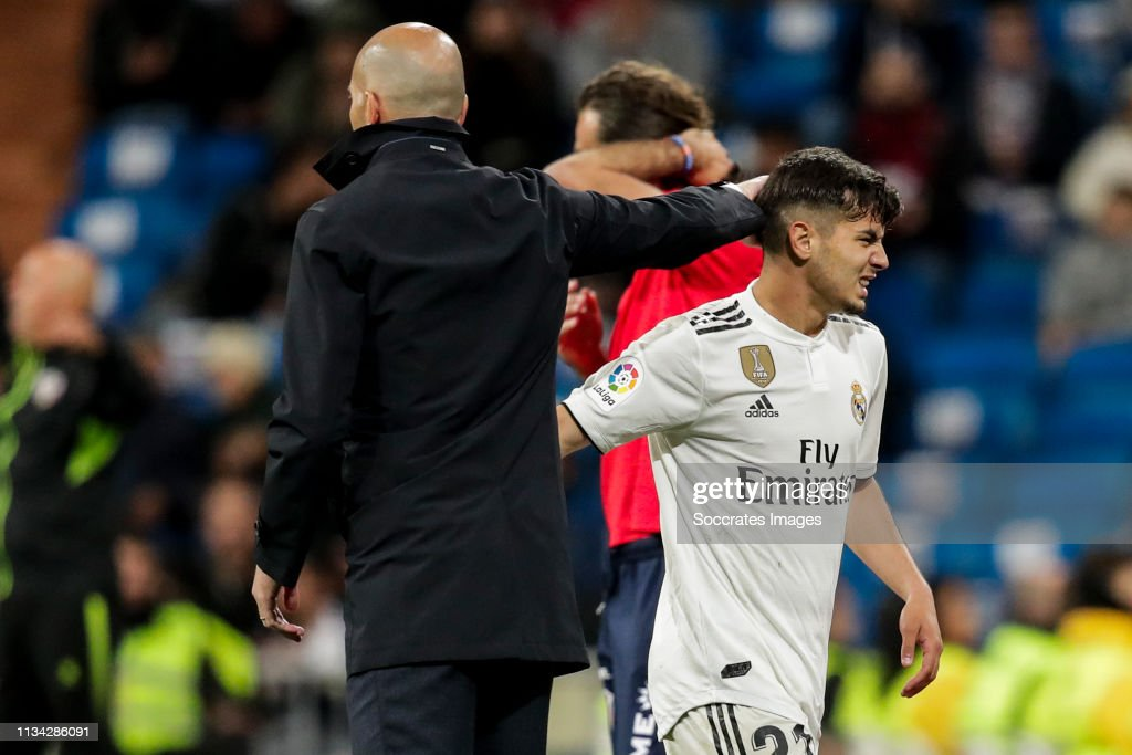 Real Madrid v SD Huesca - La Liga Santander : News Photo