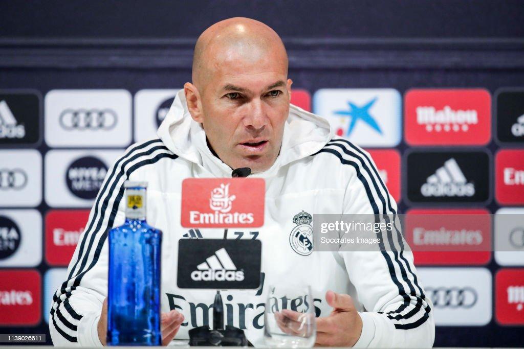 Training Real Madrid : ニュース写真