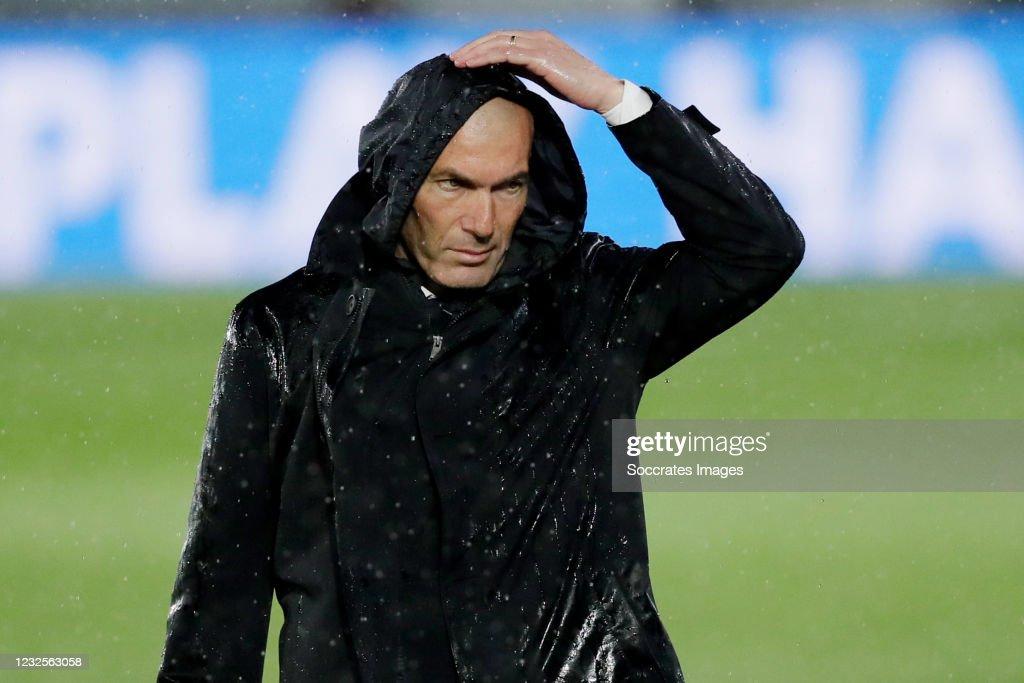 Real Madrid v Chelsea - UEFA Champions League : News Photo