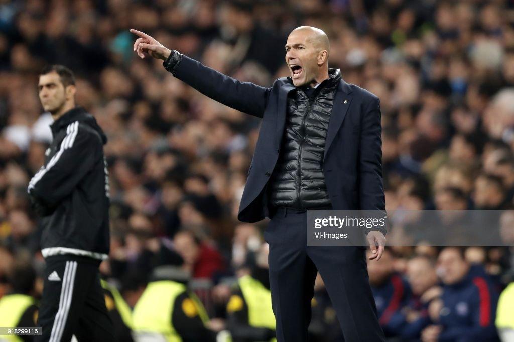 UEFA Champions League'Real Madrid v Paris Saint-Germain' : News Photo
