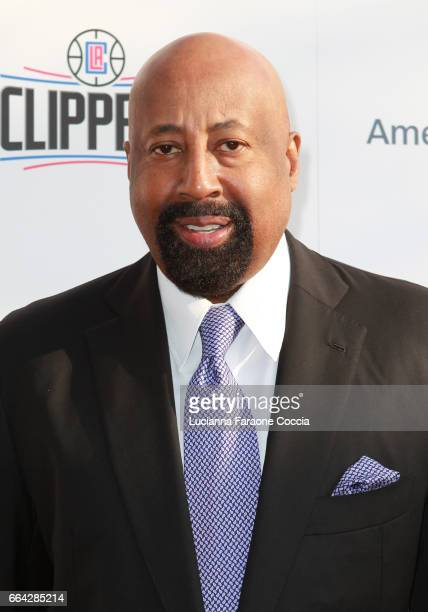 NBA coach/assistant coach Mike Woodson attends the 32nd Annual CedarsSinai Sports Spectacular Gala at W Los Angeles Westwood on April 3 2017 in Los...