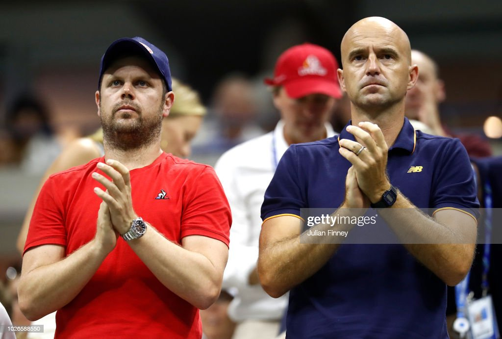 2018 US Open - Day 8 : News Photo
