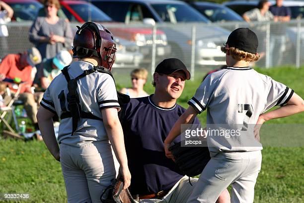 coaching youth league