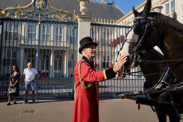 NLD: Opening Of Parliamentary Year Prinsjesdag In The Hague Amid Coronavirus