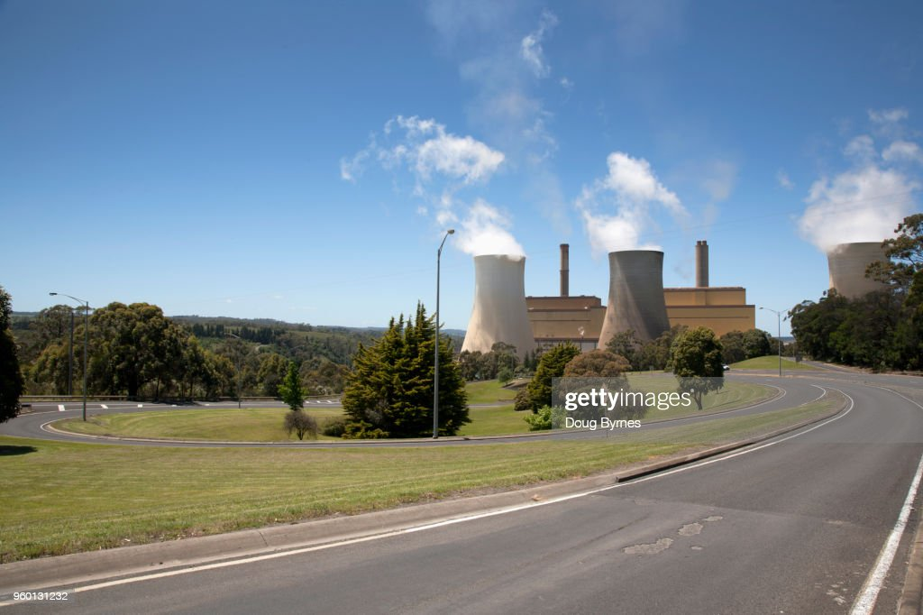 Coal fired power station : Stock-Foto