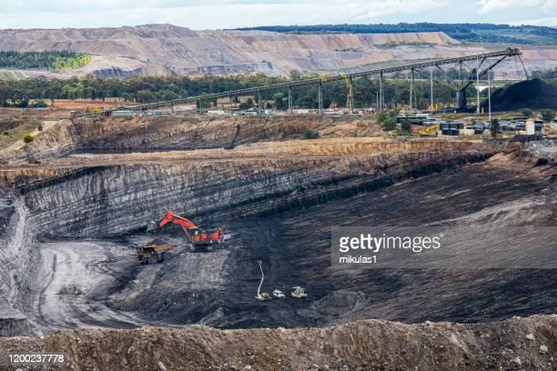 kolgruva - kolgruva bildbanksfoton och bilder