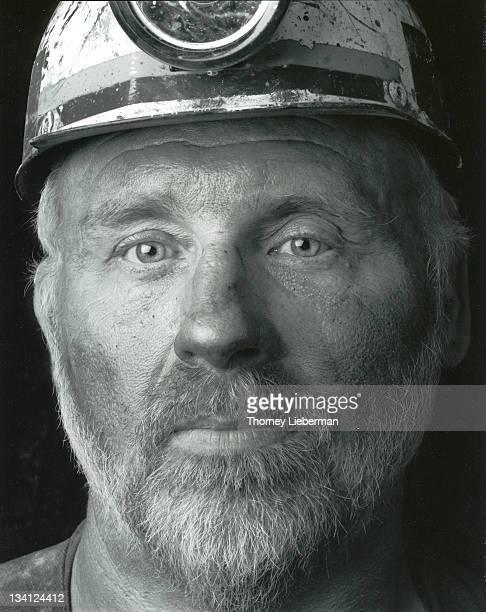 Coal Miner Portrait