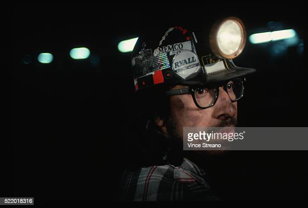 Coal Miner Underground