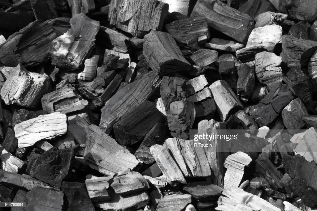 Coal mineral black : Stock Photo
