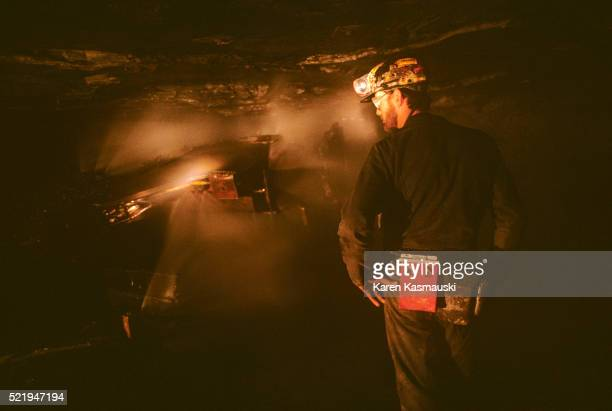 Coal Miners in Dickerson County Virginia