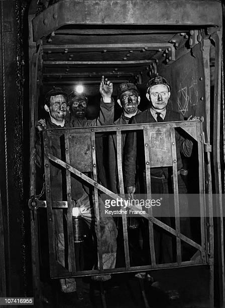 Coal miners United Kingdom