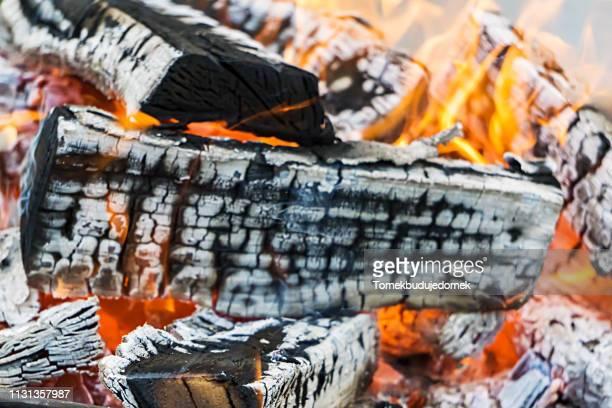 coal - glühend imagens e fotografias de stock
