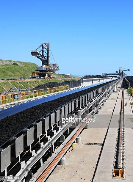 Coal Terminal Conveyor Belt