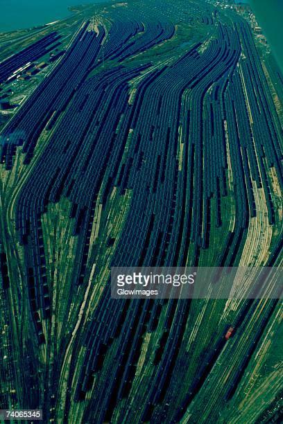 coal trains docked in norfolk, virginia - バージニア州 ノーフォーク ストックフォトと画像