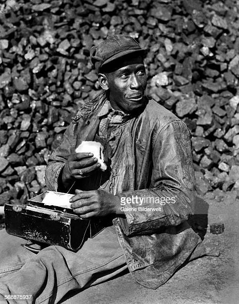 Coal worker at coal yard 1945 Oak Ridge The town of Oak Ridge was established by the Army Corps of Engineers as part of the Clinton Engineer Works in...