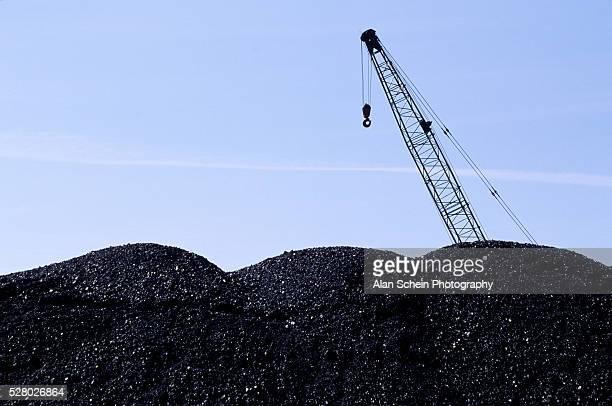 coal yard - kol bildbanksfoton och bilder